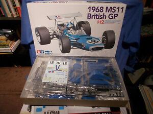 """Tamiya/EBBRO 1/12:""""MATRA MS 11   1968 British GP"""".....ladenneu"""