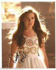 DANIELLE CAMPBELL Signed/Autographed DAVINA - THE ORIGINALS 8x10 Photo w/COA