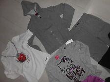 Lotto stock bambina 12 A tuta silvian heach maglia hello kitty t-shirt bermuda