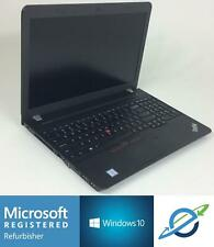 LENOVO THINKPAD E560 Intel Core i7-6500U 2.50GHz 240GB SSD 16GB RADEON R7 M370