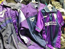 Tottenham Hotspur Set Completo 30/32 pollici RAIN JACKET TRACK TOP SHIRT bnwlat £ 35