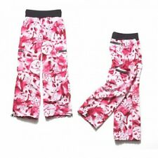 Zumba Fitness Marvelous Cargo Pants Beetroot Purple Marble (pink) Size L