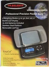 US-Magnum-1000XR precision digital scale weighs g,oz,gn,dwt,ct,ozt