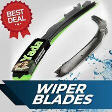 28'' Premium Hybrid Windshield Wiper Blades All Season For Chrysler Ford Honda