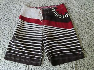 RARE Vintage Billabong RED HOT CHILI PEPPERS Limited Ed. Surf Board Shorts Sz 36