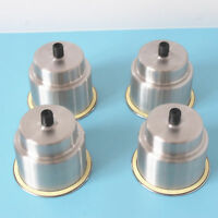 4PCS Stainless Steel Car Drink Cup Holder Insert for Boat/Truck RV/Camper/Yacht