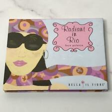 Bella Il Fiore Radiant In Rio Face Palette Eyes Lips Gloss Blush Makeup