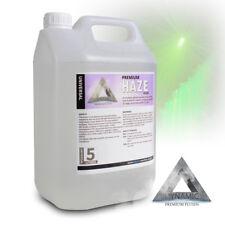 Dynamic Premium Haze Machine Fluid 5L Liquid Solution DJ Disco Party Effects