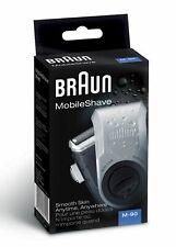 Braun MobileShave M90 - Handheld Portable Travel Mobile Shaver - Brand New