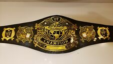 WWE Undisputed Wrestling Entertainment Championship belt Adult Size