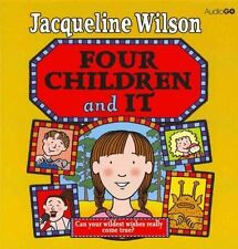 Four Children And It - Jacqueline Wilson (6 x CD-Audio, 2012)...New & Sealed...