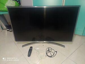 "LG TV LED 43"" Ultra HD Smart TV 4K Active HDR"