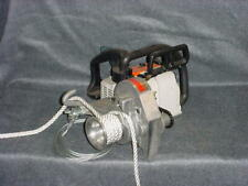 Portable Capstan Rope Winch, attaches to chain saw!!! NEW!!!