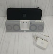 Logitech MM50 iPod - iPhone Rechargeable Speaker - With Zippered Case no remote