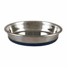 (2 Pack) OurPets Premium DuraPet Pet Food and Water Bowl Stainless Steel 16oz