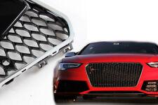Audi A5 facelift Grille calandre Stoßstange rejilla s5 Grill RS 5 Schwarz Chrom