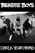 BEASTIE BOYS CHECK YOUR HEAD POSTER NEW  !