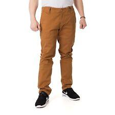 Dickies Kerman Marrón Duck Pantalón Pantalón chino hombre, marrón Duck, 15456
