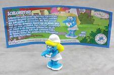 Überraschungsei Figur Variante Unikat Schlumpfine UN128 Schlümpfe Smurfs