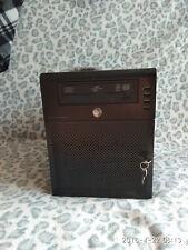 HP Microserver N54L Gen7 4GB RAM 2.2GHz Proliant Turion II extra DVD rom and HDD