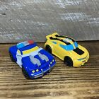 Transformers Rescue Bots Bumblebee Chase Police Lot of 2