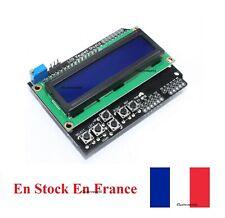 LCD Keypad Shield LCD1602 Module d'affichage bouton pour Arduino