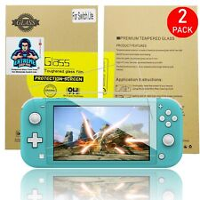 ExtremeGripPro® Tempered Glass Screen Protector For Nintendo Switch LITE 2 PACK