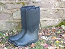 NEOPRENE 5mm WELLINGTON BOOTS,MEN'S UK10, 100% waterpoof, HALF PRICE!!