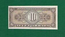 YUGOSLAVIA  10  DINARA 1951 .G. -- RRR - INFOBIRO