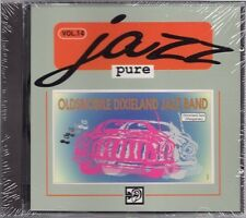 OLDSMOBILE DIXIELAND JAZZ BAND (JAZZ PURE VOL. 14) * NEW CD * NEU *