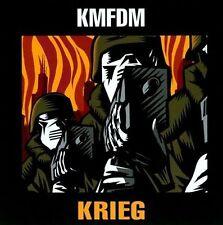 Krieg by KMFDM (Metropolis) remixes by Combichrist Assemblage 23 Prong ++