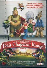 DVD ZONE 2--LA VERITABLE HISTOIRE DU PETIT CHAPERON ROUGE--CORY EDWARDS