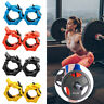 1 pair 2 inch Spinlock Collars Barbell Dumbbell Clips Clamps Weight Bar Locks PO