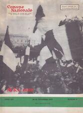 Comune nazionale, rivista politica, MSI, politica, 1970, anno XIV n. 3
