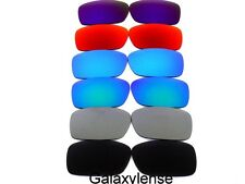 Replacement Lenses Oakley Sunglasses Crankcase Black&Gray&Blue&Green&Red&Purple