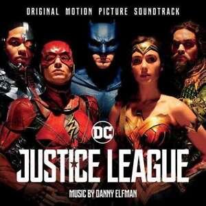 Danny Elfman - Justice League (Colonna Sonora Originale Nuovo CD