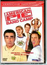 American Pie band Camp DVD Rent NUOVO