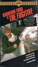 The Fugitive (VHS, 2001, Special Edition with Extras)
