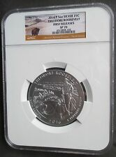 5 oz. 2016, SP-70, NGC, Theodore Roosevelt, First Release