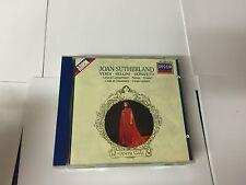 Joan Sutherland - Verdi, Bellini, Donizetti - DECCA CD WEST GERMANY