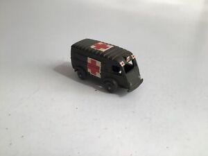 Cij Renault 1000kg micro cij militaire ambulance très bon état d'origine