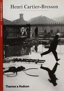 Henri Cartier-Bresson (New Horizons) by Clément Chéroux Paperback Book The Fast