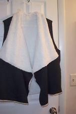 Mossimo Beautiful & Warm Vest Wrap, Szie XXL/TTG, Reversible