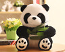 Cute Soft Plush Stuffed Panda Animal Doll Children's Toy Birthday Party Gift 9cm