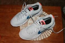 Womens Nike Court Lite Lt Grey Tennis Athletic Shoes Size 8 NEW 845048 046