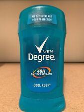 DEGREE IS AP-DEO MEN COOL RUSH 2.7 OZ