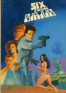 SIX FROM SIRIUS 1st Ed GN • Epic • Doug Moench & Paul Gulacy • 1988