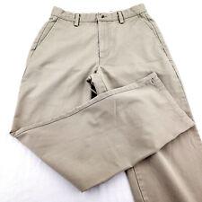 VTG LEVI'S Siganture Khakis Classic Fit Beige 80s 70s Chinos 30x30 Dress Pants