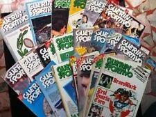 Lotto 27 COVER/COPERTINE GUERIN SPORTIVO 1977/1981