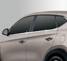 Accessorio per Hyundai Tucson 2015-2018 Cromo Listelli Inferiore Barre